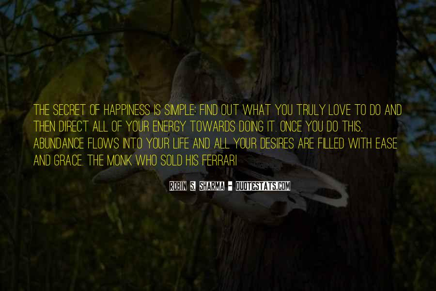 Love The Simple Life Quotes #624756