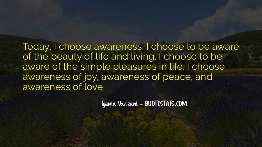 Love The Simple Life Quotes #634470