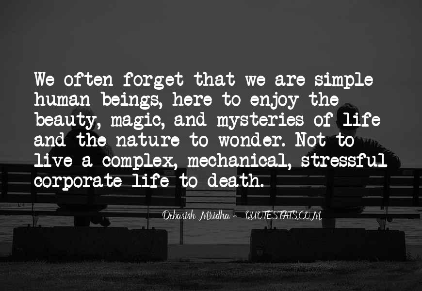 Love The Simple Life Quotes #644537