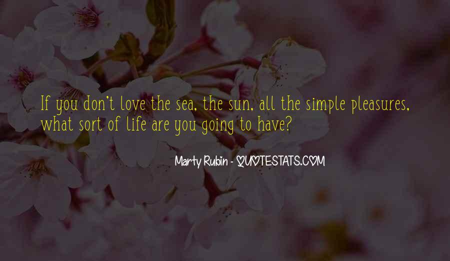 Love The Simple Life Quotes #88894