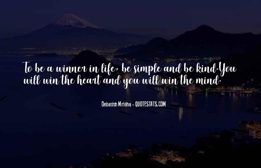 Love The Simple Life Quotes #91967