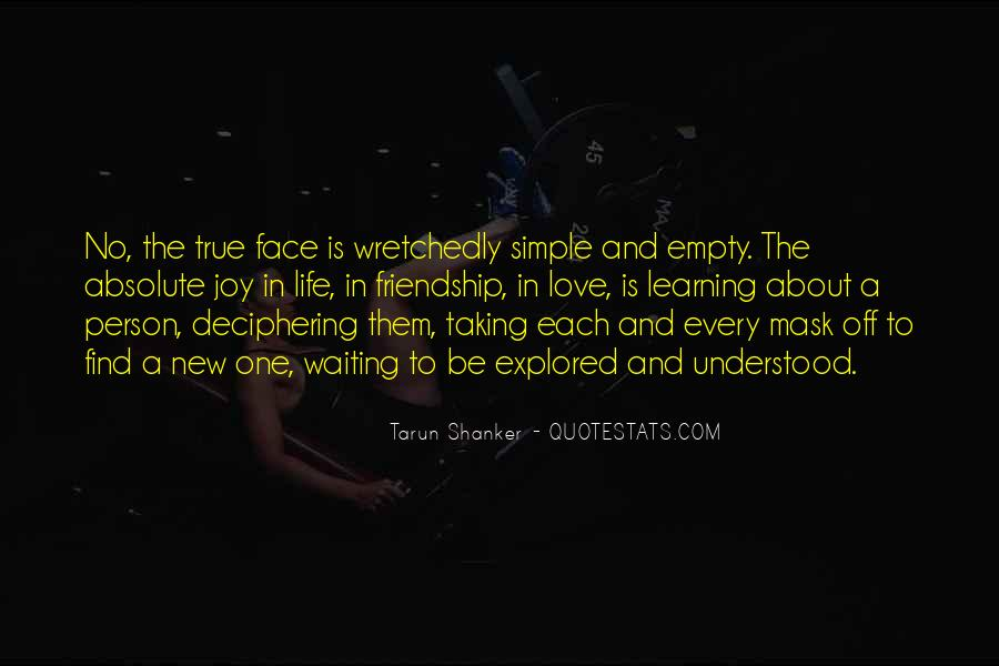 Love The Simple Life Quotes #970986