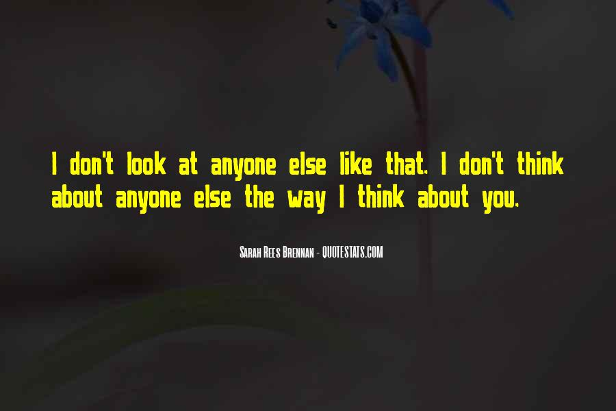 Love The Way You Look Quotes #1032989
