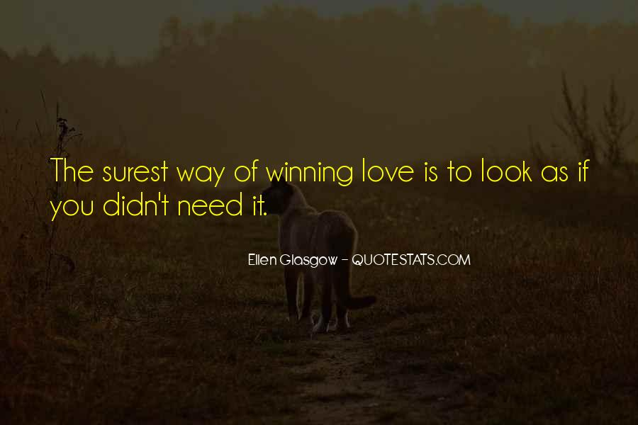 Love The Way You Look Quotes #1735203