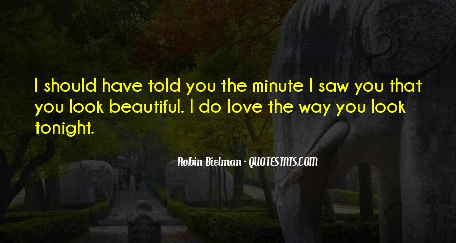 Love The Way You Look Quotes #594253