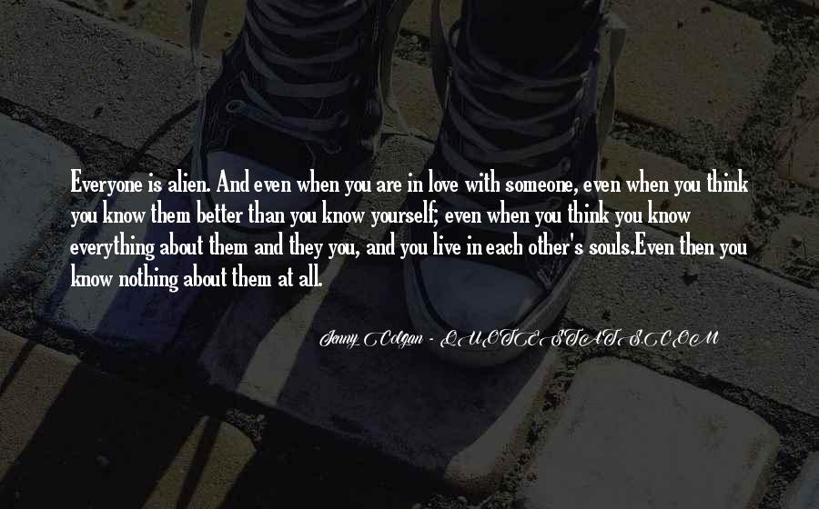 Love Them All Quotes #6809