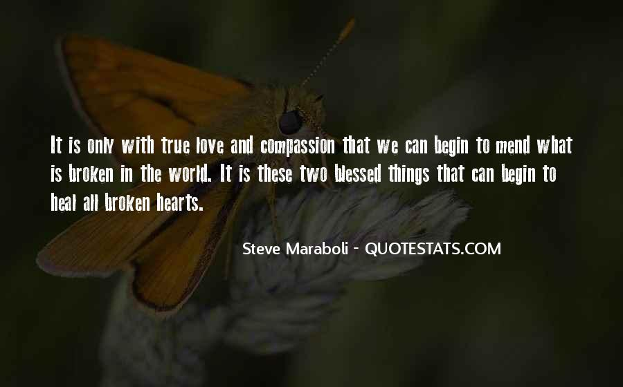 Love These Two Quotes #1076163