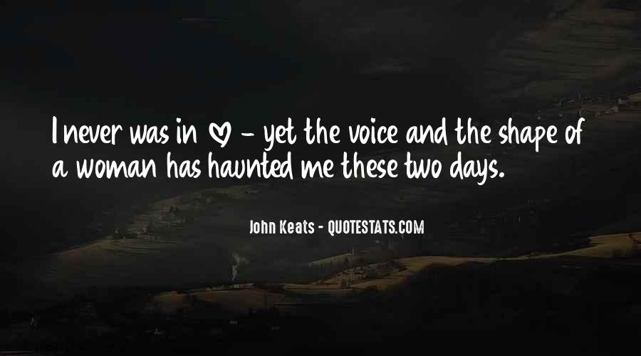 Love These Two Quotes #1154343