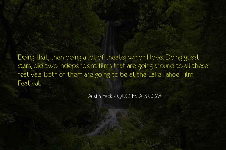Love These Two Quotes #139224
