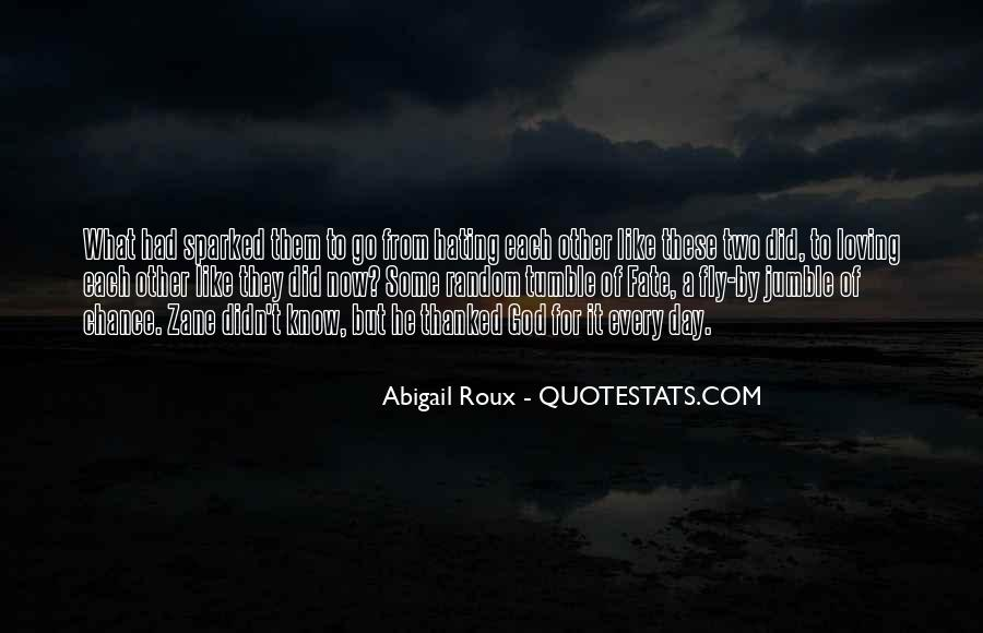 Love These Two Quotes #1482283