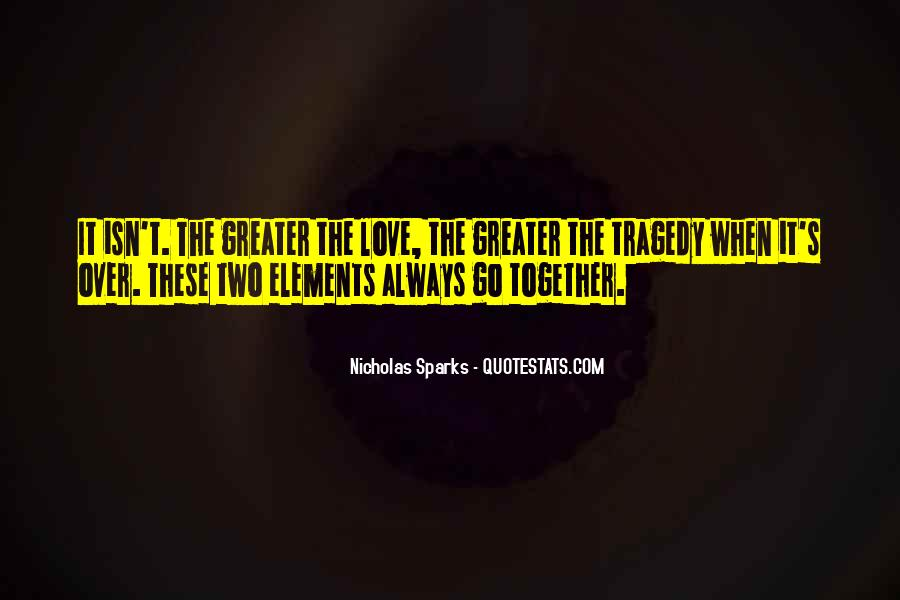 Love These Two Quotes #1617580