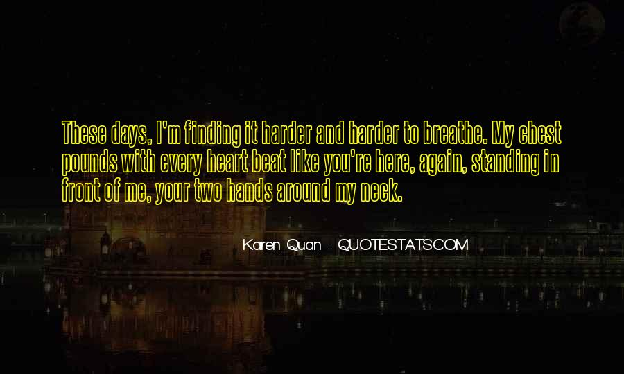 Love These Two Quotes #230786