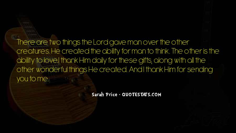 Love These Two Quotes #502502