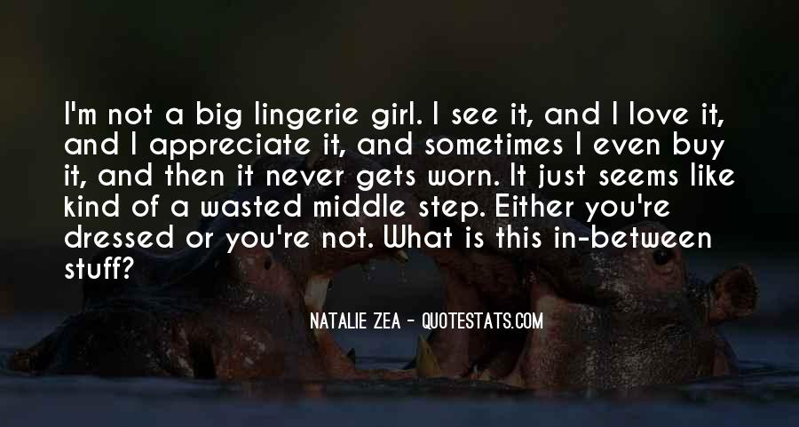 Love This Girl Quotes #805523