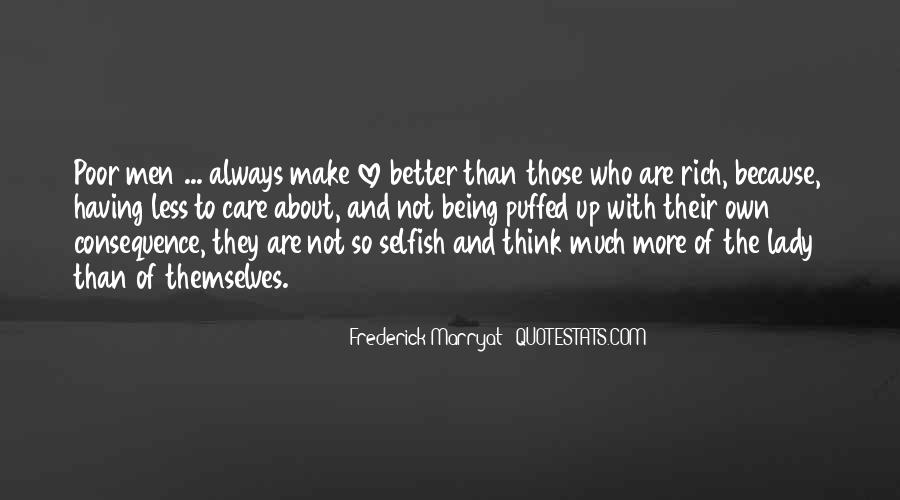 Love Those Who Care Quotes #1469761