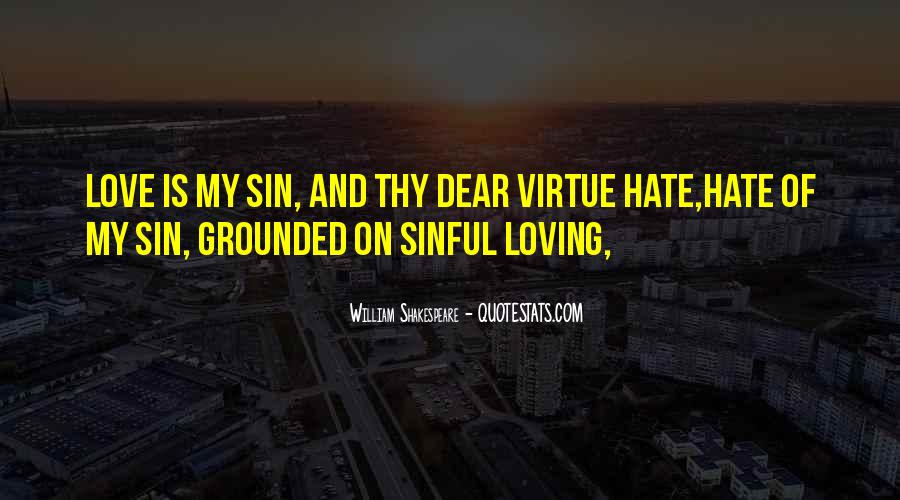 Love Those Who Hate You Quotes #20210