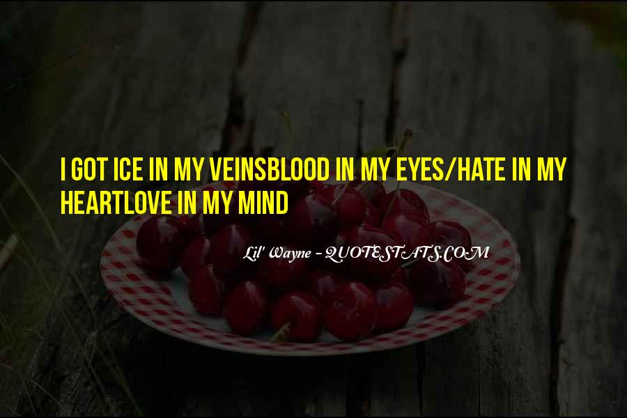 Love Those Who Hate You Quotes #23848