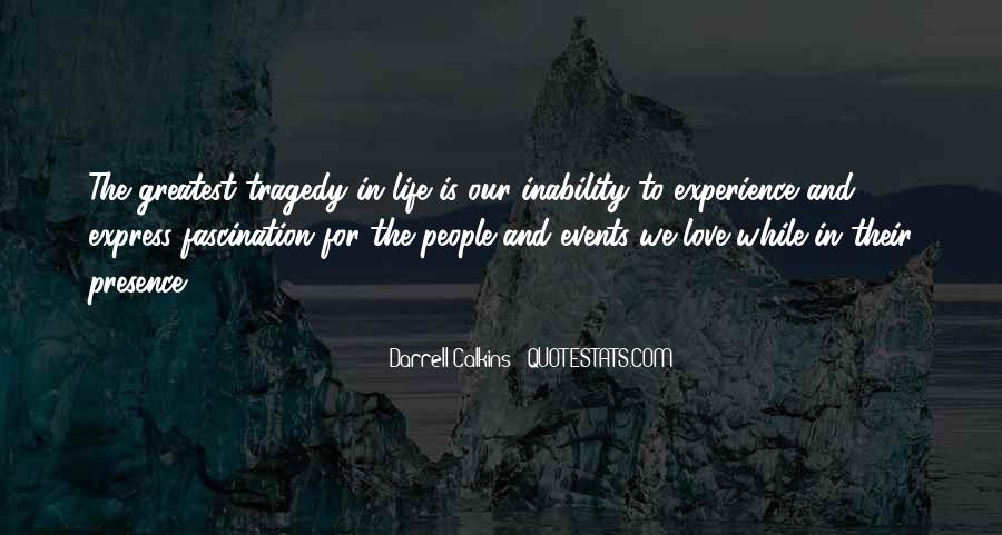 Love Tragedy Quotes #17187