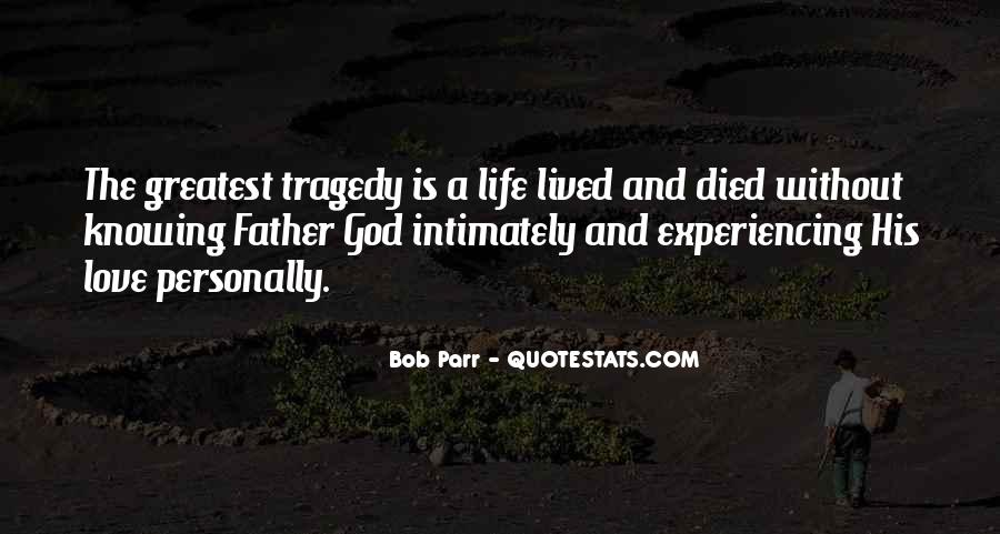 Love Tragedy Quotes #180127