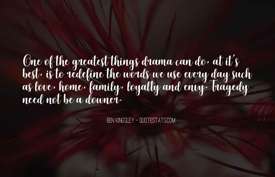 Love Tragedy Quotes #232041