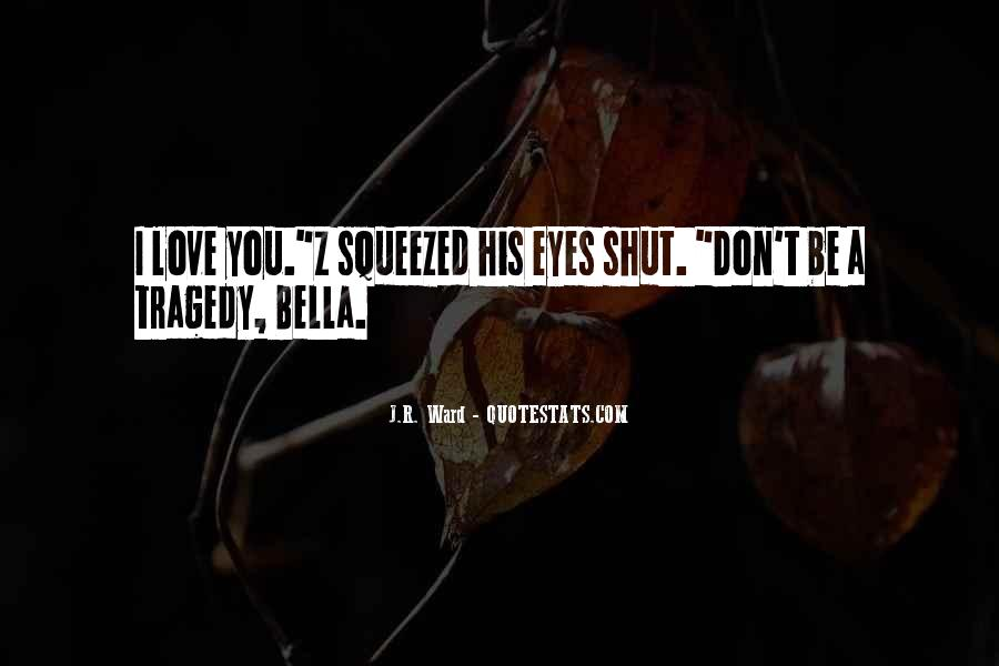 Love Tragedy Quotes #338011