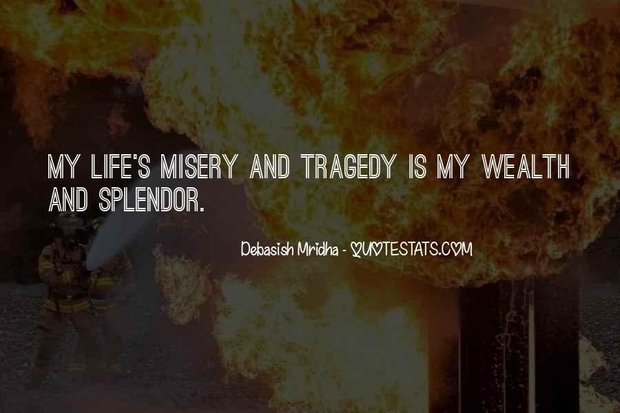 Love Tragedy Quotes #354069