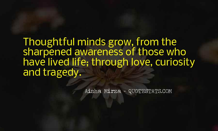 Love Tragedy Quotes #461180