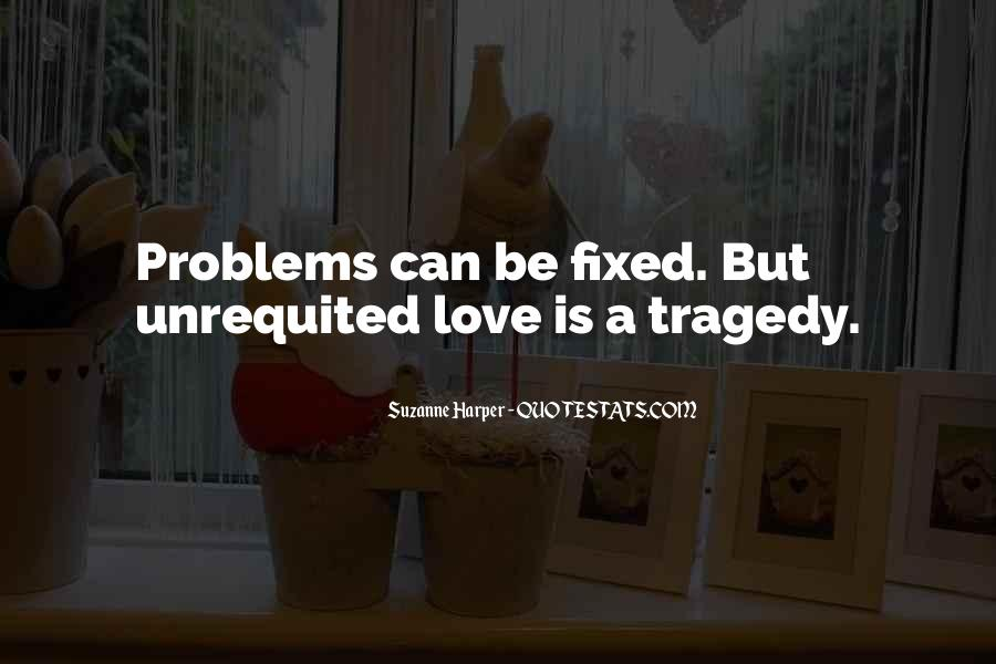 Love Tragedy Quotes #470835