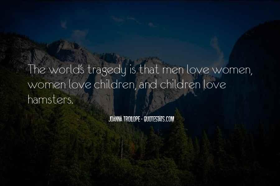Love Tragedy Quotes #617937