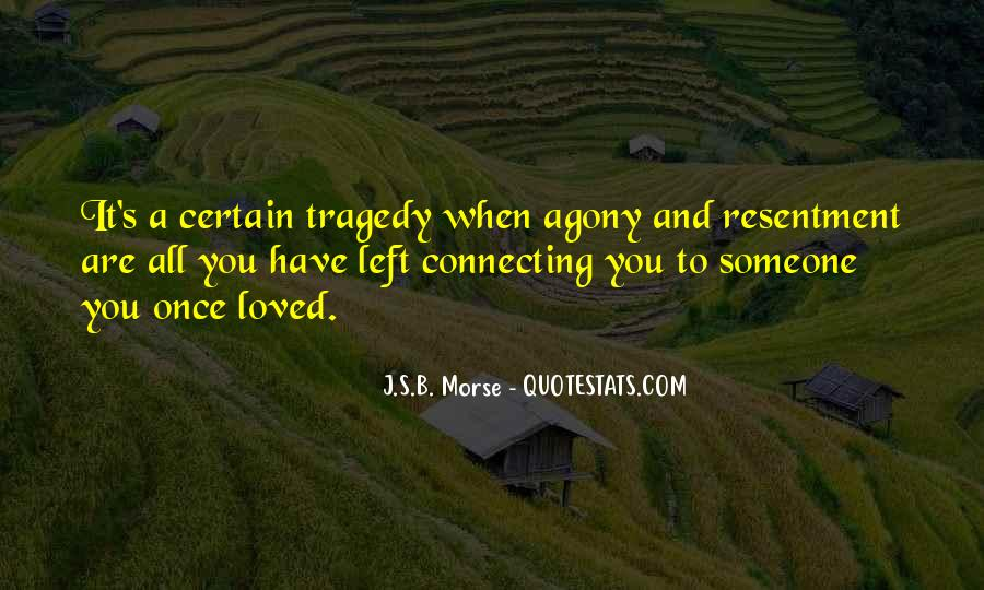 Love Tragedy Quotes #636106