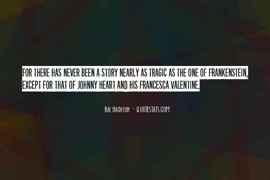 Love Tragedy Quotes #722099