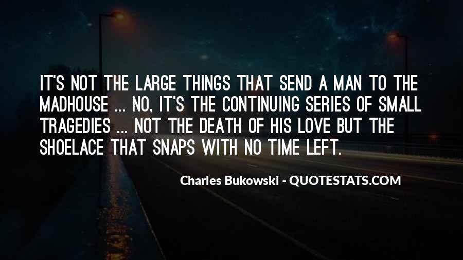 Love Tragedy Quotes #811161