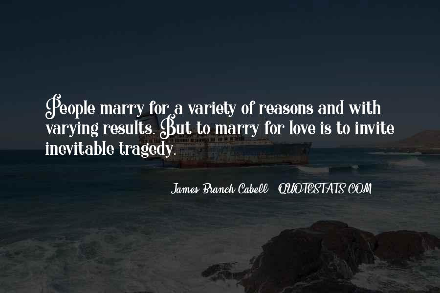 Love Tragedy Quotes #847175