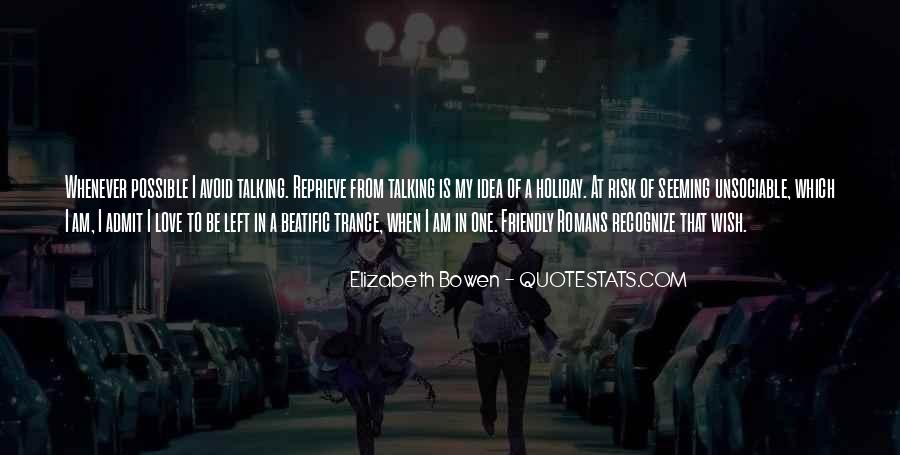 Love Trance Quotes #132133