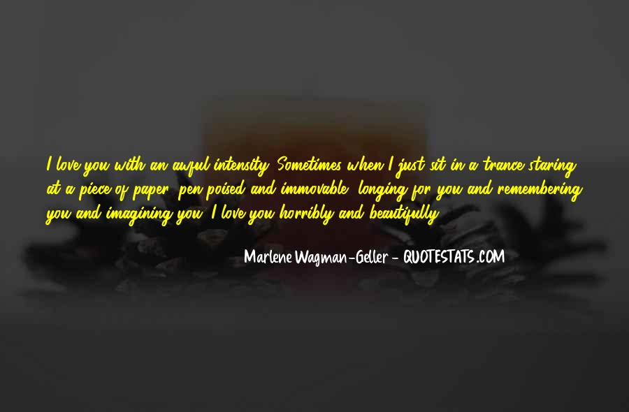 Love Trance Quotes #1493674