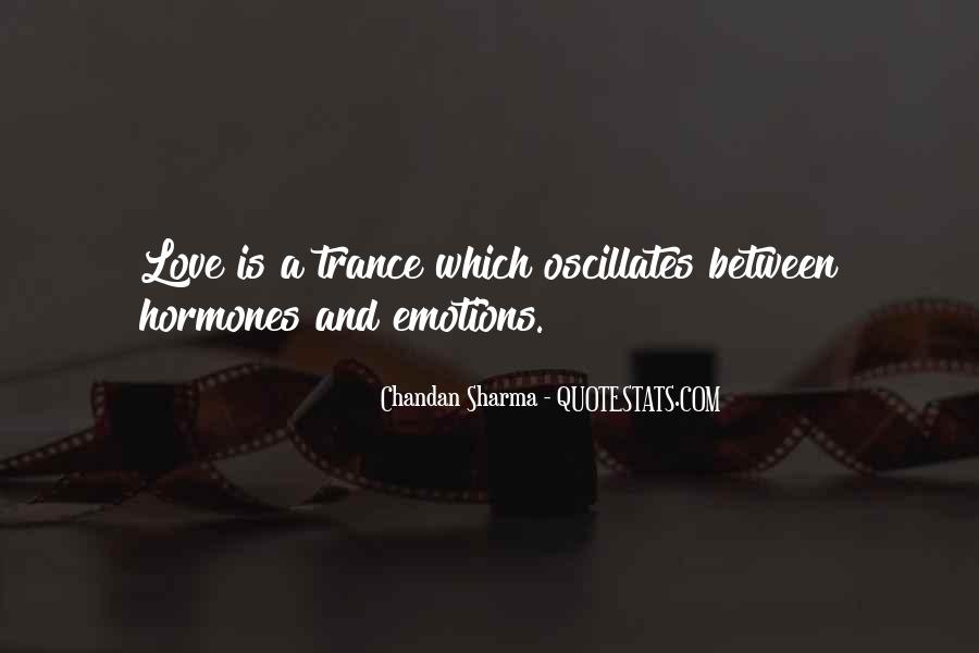 Love Trance Quotes #1585781