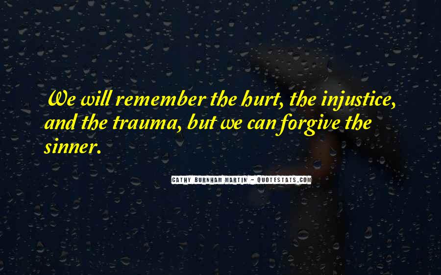 Love Trauma Quotes #1747896