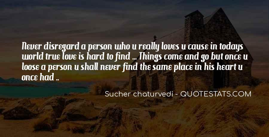 Love U Really Quotes #703391