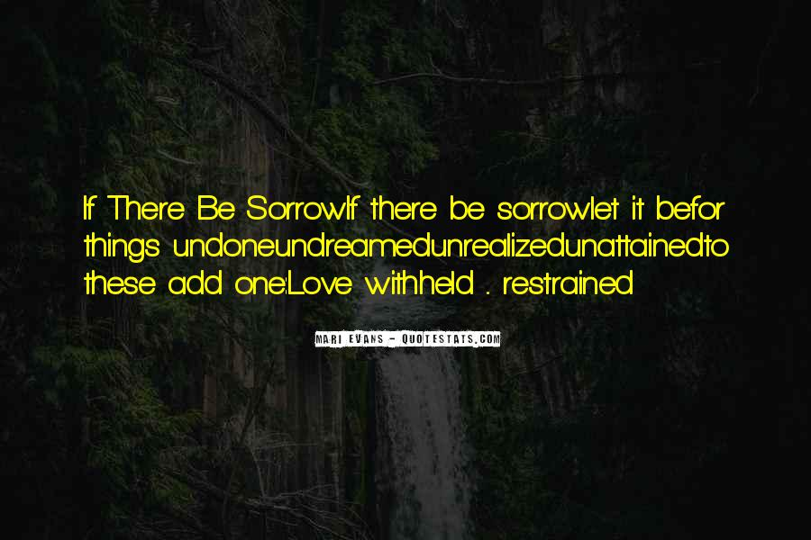 Love Undone Quotes #1531068