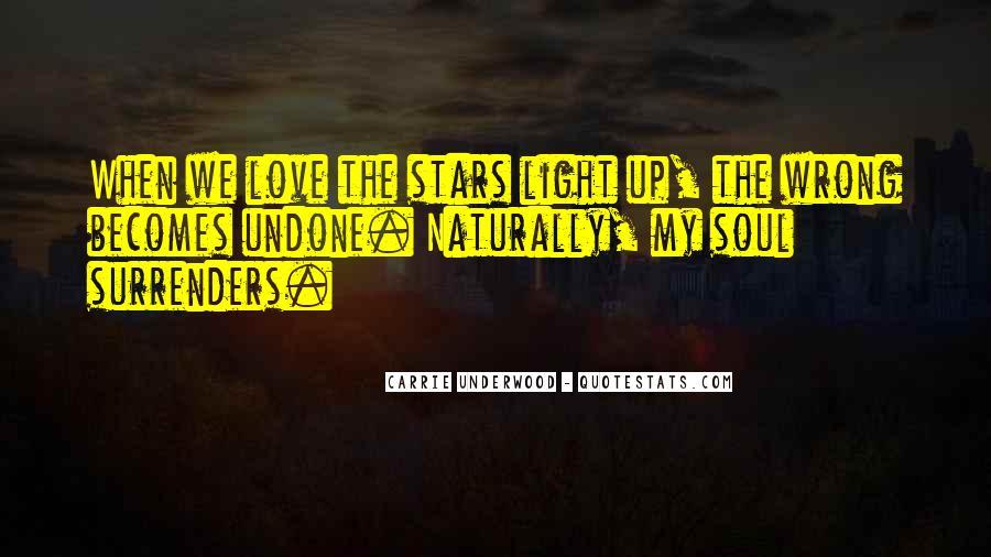 Love Undone Quotes #88134