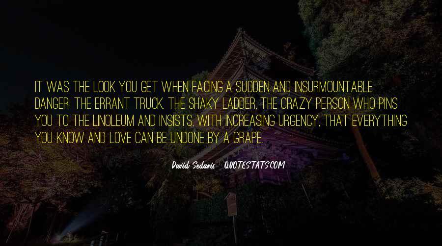 Love Undone Quotes #999576