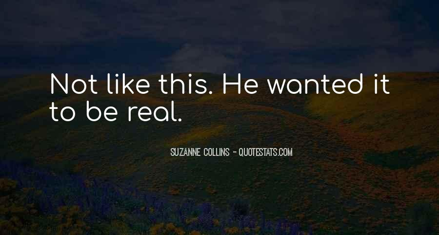 Love Was Fake Quotes #503137