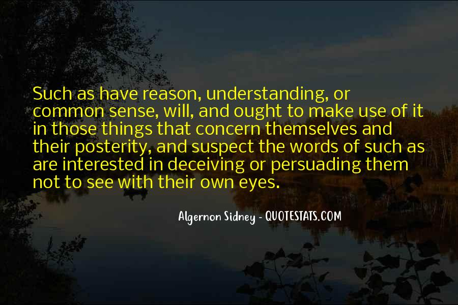 Quotes About Deceiving Eyes #1173770