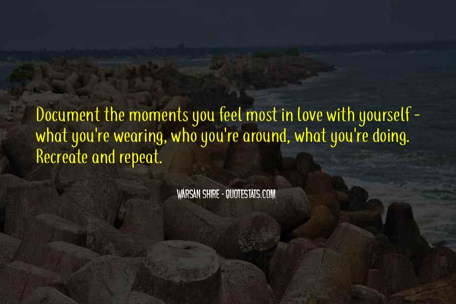 Love What You're Doing Quotes #1104266