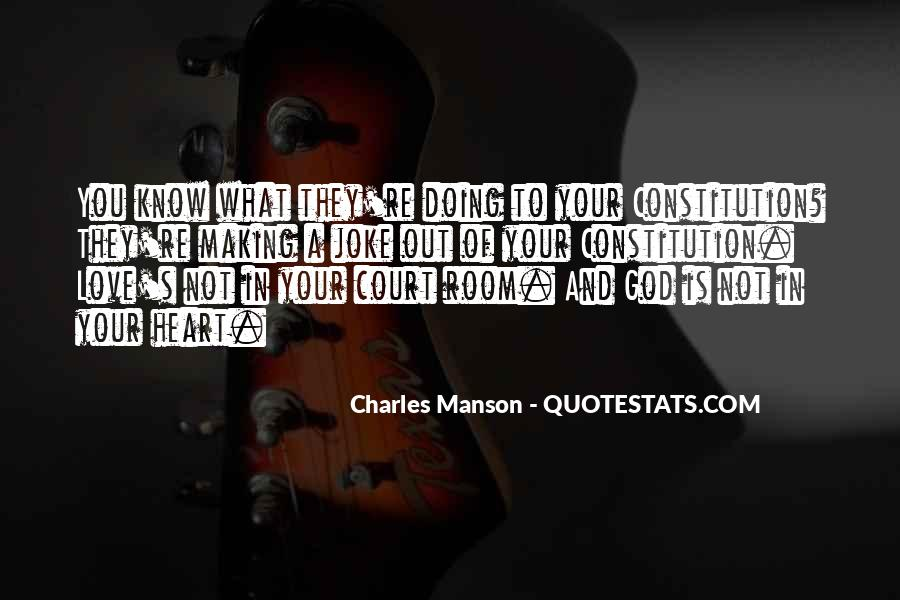 Love What You're Doing Quotes #1506419