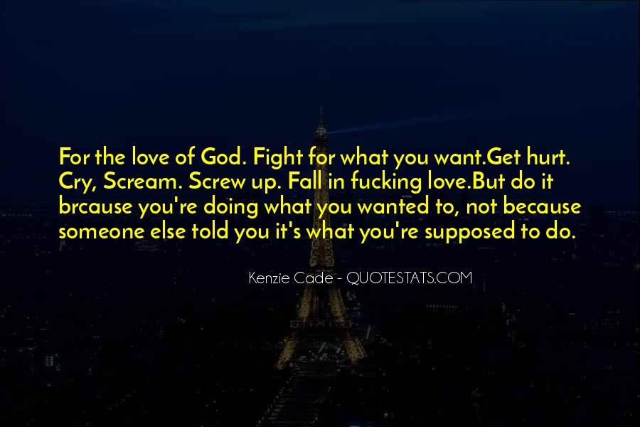 Love What You're Doing Quotes #212048