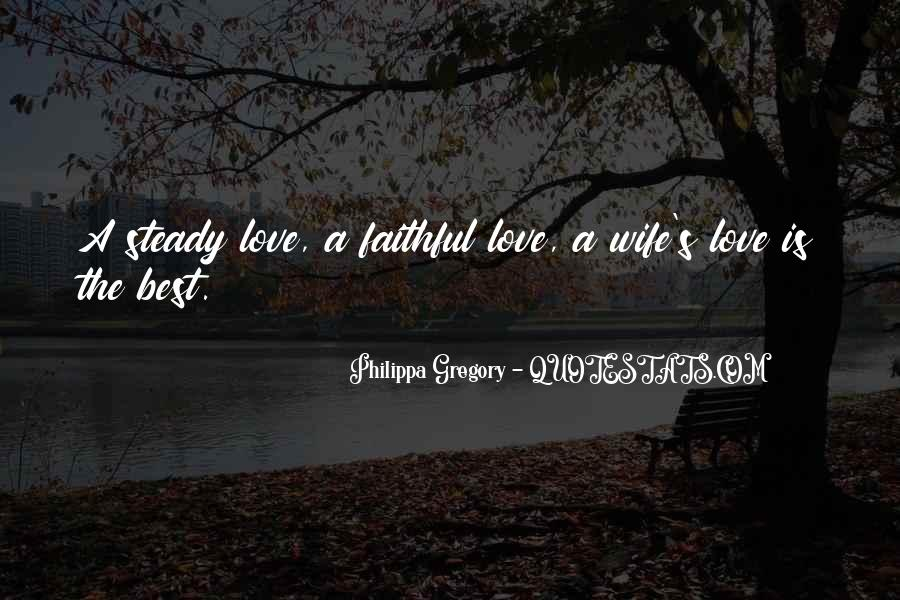 Love Who U Are Quotes #345