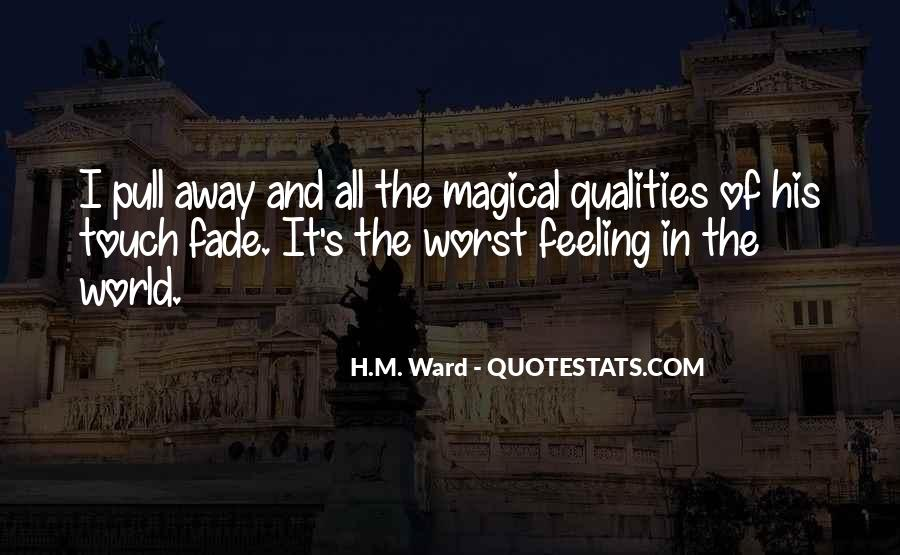 Love Will Fade Away Quotes #9857
