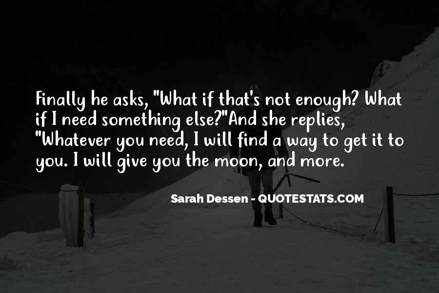 Love Will Find The Way Quotes #1257336