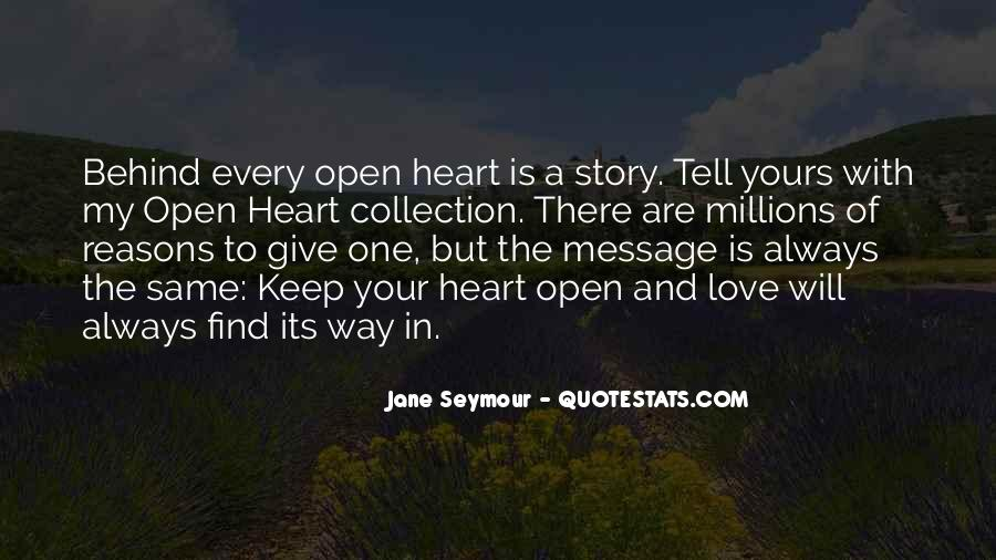 Love Will Find The Way Quotes #1695438